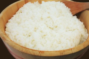 さば寿司用の米